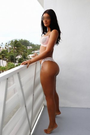 Noufissa incall escorts