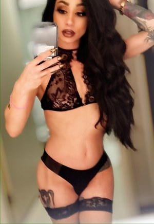 Krystelle incall escorts